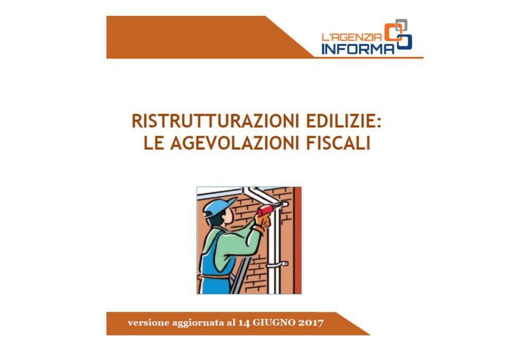 Guida Alle Ristrutturazioni Edilizie Giugno 2017